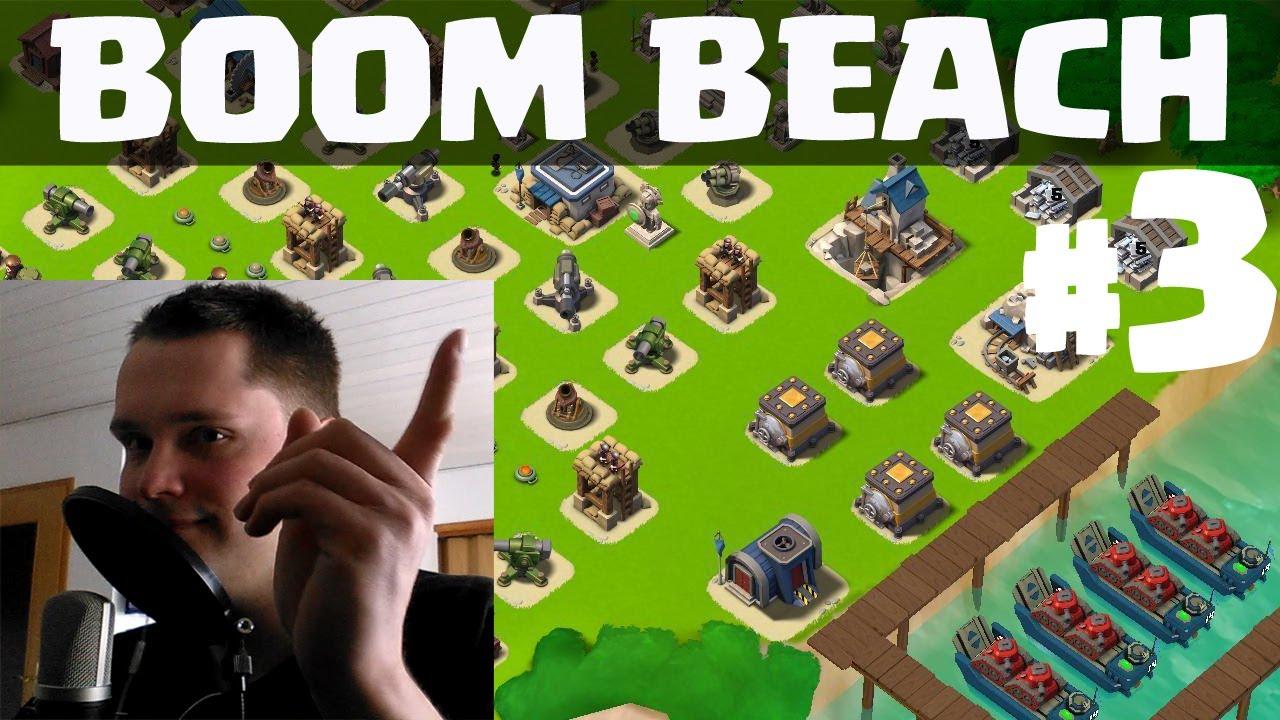 Boom Spiel