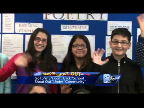 3/16 Shout Out: Victory Italian Immersion School, Milwaukee
