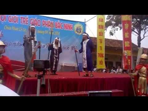 """""""Có Một Vị Vua""""_13/04/2014_ĐH Giới Trẻ GP bắc Ninh"""