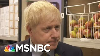 UK Closely Watching American Election Results | Ayman Mohyeldin | MSNBC