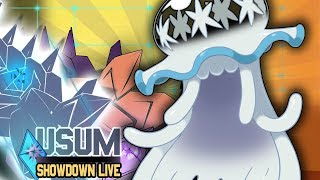Pokemon Showdown Live Ultra Sun and Moon #128 [Uber] - Don't Let Nihilego