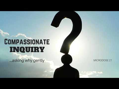 MHM 21 | Compassionate Inquiry - Asking Why Gently