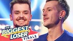 Sascha & Daniel auf der Waage im Finale! Wer wird gewinnen? | The Biggest Loser 2020 | SAT.1