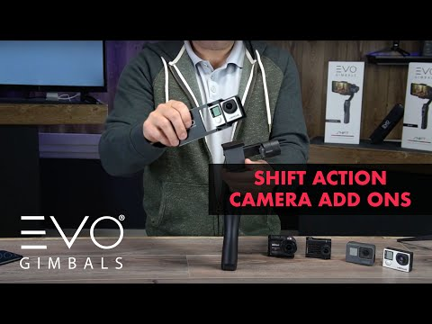 evo-shift-gimbal:-using-other-cameras-|-accessory-add-on-to-use-gopro-and-other-action-cameras
