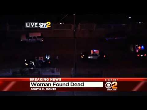 Woman Found Dead In South El Monte