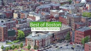 Things to Do in Boston | A 2-Day Itinerary of Boston Attractions