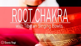 Tibetan Singing Bowls Earth Tone (OM) - Meditation and Relaxation -