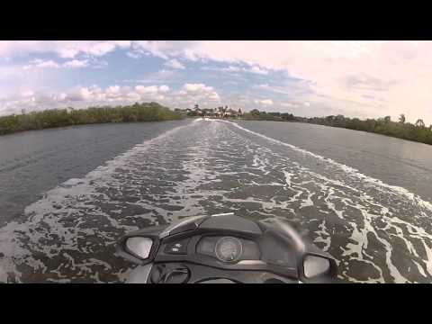Yamaha FX SHO Cruiser And Kawasaki STX 15F - 130 Mph Closing Speed?