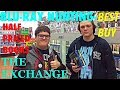 BLU RAY HUNTING- BEST BUY/THE EXCHANGE/HALF PRICED BOOKS