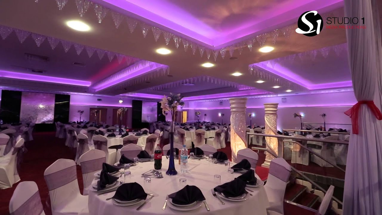 Royale Suite Banqueting Hall Birmingham Youtube