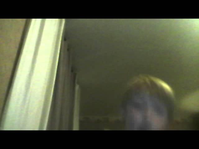 Vidéo dune webcam datant du 25 septembre 2012 20:20