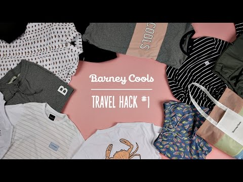 Travel Hack #1 ~ The Clothes Roll