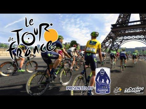 Tour de France by PCM Champions League - Stage 16 - Group A