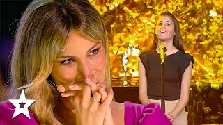 Her GOLDEN BUZZER Audition Make Judges CRY on Spain's Got Talent 2021 | Got Talent Global