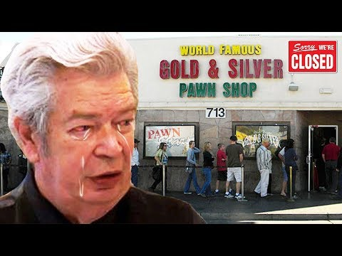 Why The Gold & Silver Pawn Shop is Going Down in Value (Pawn Stars)