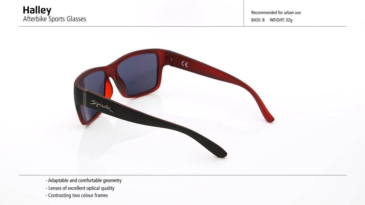 79e76cdbf Óculos Casual Spiuk Halley Lente Azul Espelhada Armação Azul - Bike Plus