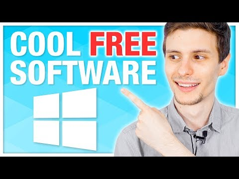 Top 10 Cool Free Windows Software (You'll Really Want)