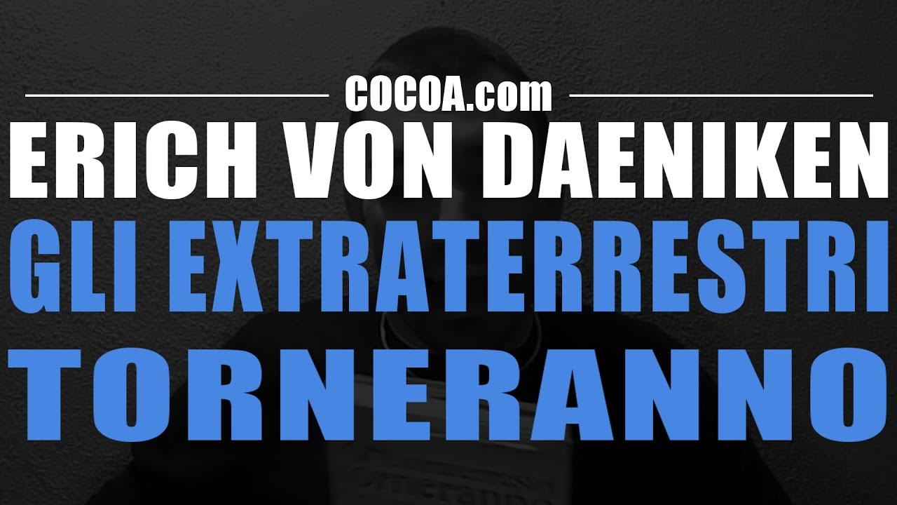 Erich Von Daniken Gli Extraterrestri Torneranno Pdf