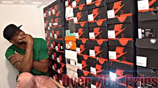 The BIGGEST Air Jordan 1 unboxing on Youtube!!!!