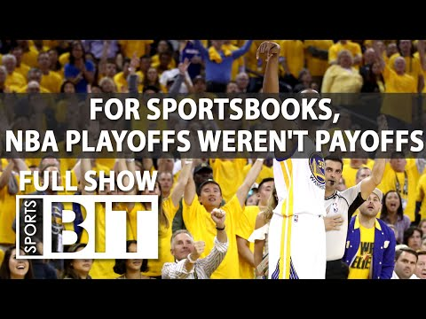 Sports BIT   Sportsbooks Lose In NBA Playoffs, Friday MLB & 2017 Lions   Friday, June 30