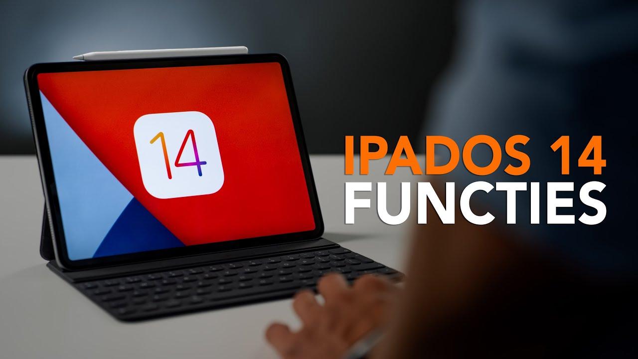 iPadOS 14: Dit zijn de 4 belangrijkste verbeteringen voor de iPad