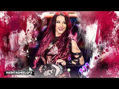 2015: Sasha Banks 5th WWE Theme Song -...