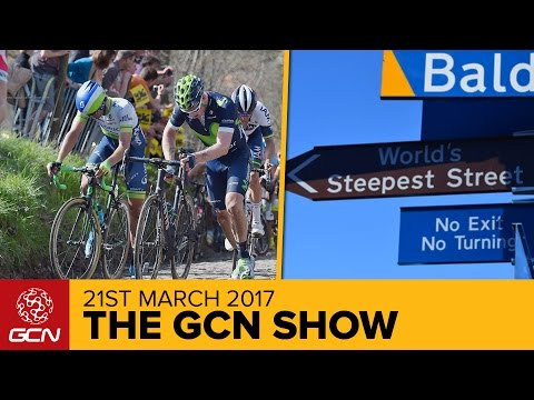 The World's Steepest Cycling Climb | The GCN Show Ep. 219