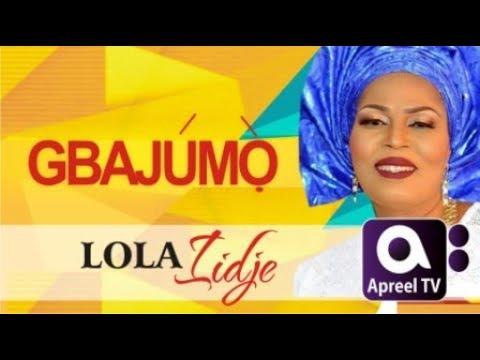 TOYIN AFOLAYAN a.k.a Lola Idije on Gbajumo Tv