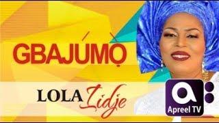 TOYIN AFOLAYAN aka Lola Idije on Gbajumo Tv