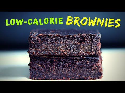 zucchini-brownies-(only-100-calories-per-piece!)