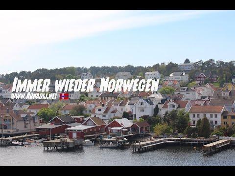 Immer wieder Norwegen - 05 - Langesund