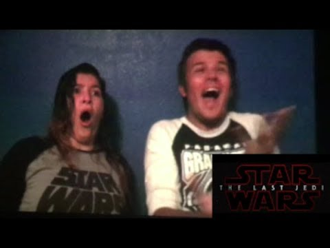 Thumbnail: Star Wars The Last Jedi Trailer Reactions