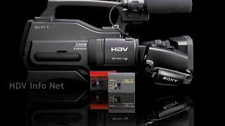 SONY HVR-HD1000 promotion spot