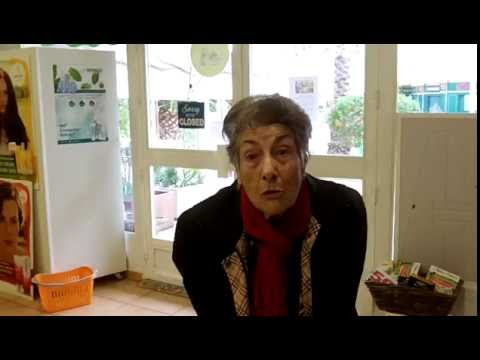 Mariana de Villajoyosa vive normal con quiropráctica.