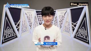 Video [ENG SUB] PRODUCE 101 VISUAL CENTER - BAE JINYOUNG CUT download MP3, 3GP, MP4, WEBM, AVI, FLV Januari 2018