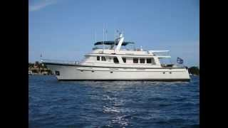 MORNING CLOUD 1987 Jongert 78' Motor Yacht