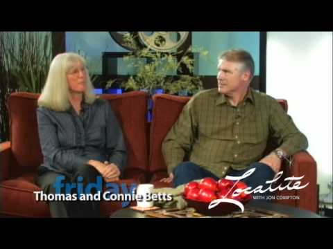 This Week on Localite - Connie and Thomas Betts - ...
