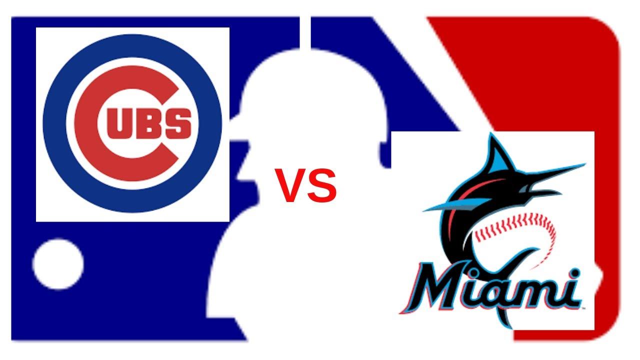 Major League Baseball Highlights (Cubs vs Marlins) Major League Baseball 2019
