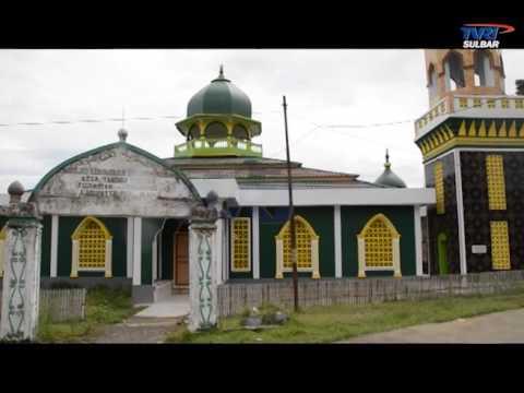 JJI TVRI Sulbar Masjid Bersejarah Di Polewali Mandar