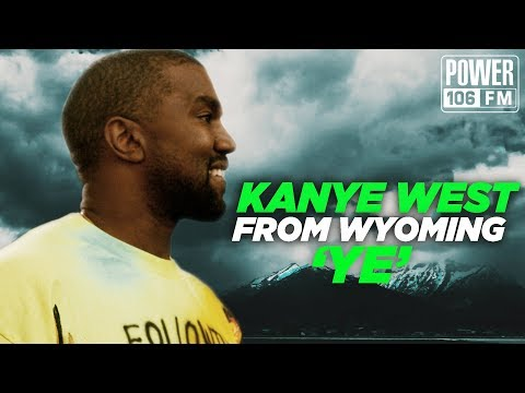 "Kanye West on Redoing The Album ""Ye"" in Wyoming after TMZ, Future Projects + Family Love"