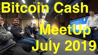 Bitcoin Cash Brisbane MeetUp July 2019