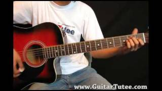 Nickelback - Never Gonna Be Alone, by www.GuitarTutee.com