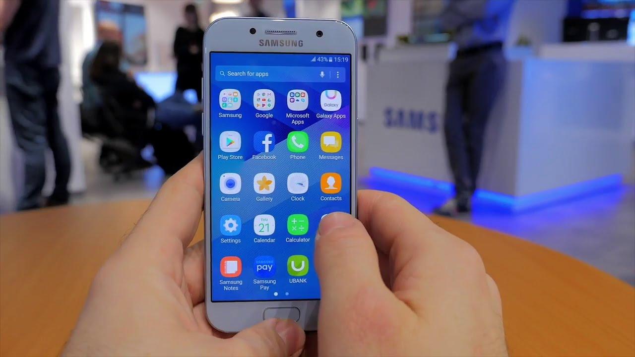 Купить смартфон samsung galaxy a5 (2017), цвет розовый. Продажа телефонов самсунг galaxy a5 (2017) по лучшим ценам с доставкой по москве и другим городам россии.