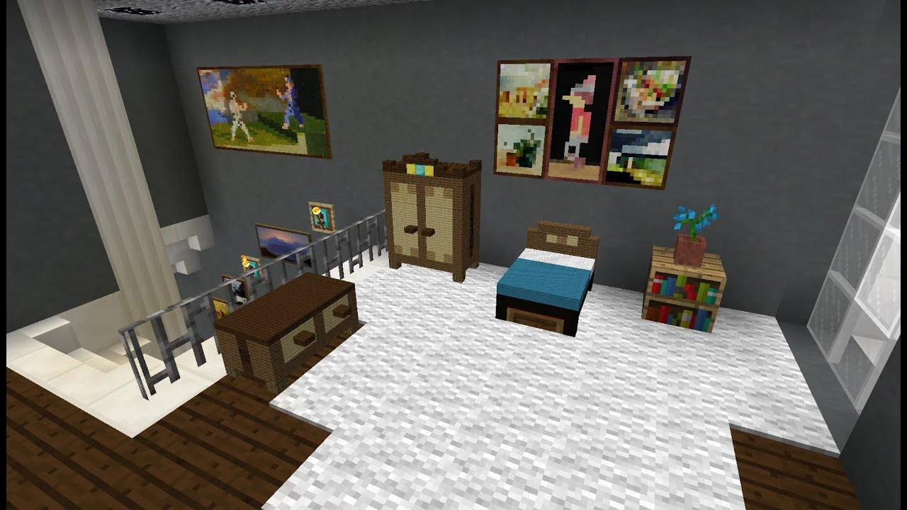 Penthouse Suite Interior Design For Minecraft Pmc Contest