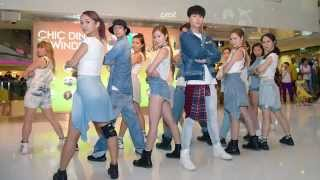 Flash Mob Dance (雙飛) by 胡鴻鈞 Hubert Wu
