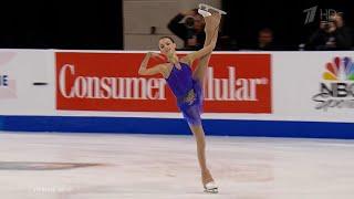 Анна Щербакова выиграла Skate America с двумя четверными!