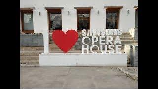 Samsung opera house exploring