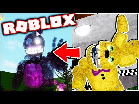 New Aftons Family Diner Secret Character #7 Five Nights at Freddy's Roblox RP thumbnail