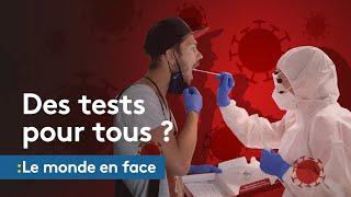 Pourquoi l'attente pour un test PCR varie d'un pays à l'autre