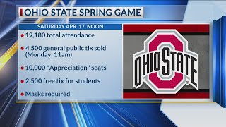 Ohio State Football Spring Game